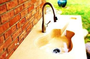 """3 thiết kế bồn rửa mặt  """"không đụng hàng"""" cho nhà thêm cá tính"""