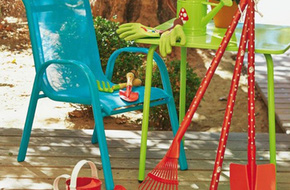 Những dụng cụ làm vườn siêu đáng yêu dành cho bé