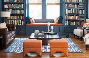Phụ kiện trang trí nhà màu cam bắt mắt cho mọi căn phòng