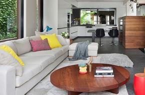Tư vấn bố trí nội thất cho căn hộ rộng hơn 50m² có 4 người ở