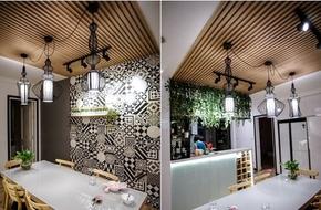 Căn hộ chung cư rộng thênh thang của gia đình 3 người ở Giảng Võ, Hà Nội
