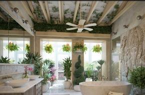 15 nhà tắm với thiết kế có một không hai