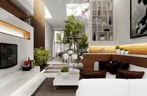 Tư vấn thiết kế và bố trí nội thất cho nhà ống 27.2m² hiện đại, mát mẻ