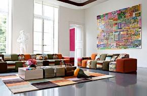 Những gam màu mùa thu không thể bỏ qua cho phòng khách