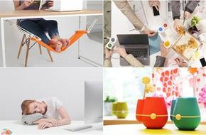 4 đồ dùng tiện ích và siêu đáng yêu cho cô nàng công sở