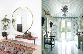 Những ý tưởng thiết kế tuyệt vời cho lối vào nhà thêm hút mắt