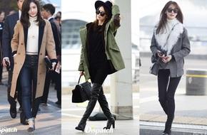 Nàng chân cong như Yoona (SNSD) sẽ mặc gì trong mùa đông lạnh?