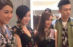 Jessica rạng ngời, đọ sắc bên Xa Thi Mạn tại sự kiện của Valentino