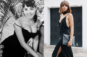 Những mốt váy từ 50 năm trước vẫn điệu đà, gợi cảm chẳng kém gì hiện tại