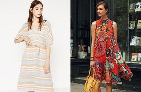 Giúp các nàng chọn và diện váy liền chuẩn từng vóc dáng