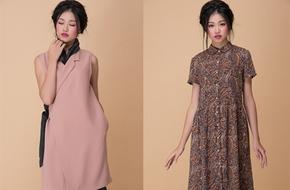 Hãy để những thiết kế váy liền midi 'yêu chiều' bạn trong cả tuần dịu mát