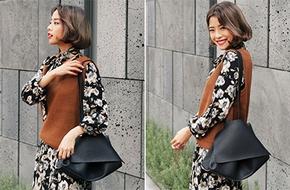 Vô tư tận dụng váy hè mỏng mát để diện ấm áp trong mùa lạnh