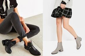Mùa diện boots đến rồi, chọn thế nào vừa đẹp vừa thoải mái đôi chân