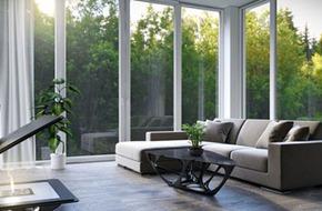 15 phòng khách có view xuyên thấu đáng mơ ước cho mọi căn nhà