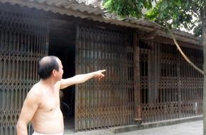 Thái Nguyên: Bị truy sát trong đêm, nam thanh niên đứt lìa bàn tay