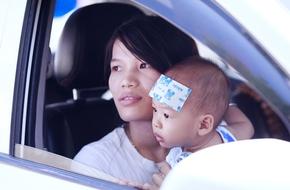 Thời tiết thay đổi, trẻ nhập viện vì viêm não virus tăng cao