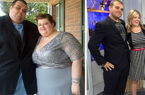 Những cặp đôi cùng nhau giảm béo thành công khiến người người khâm phục
