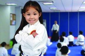 4 lợi ích tuyệt vời khi cho con học võ