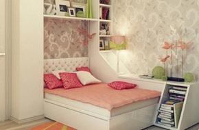 3 mẫu phòng ngủ cực 'cool' cho cô nàng độc thân