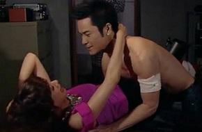 Fan phát sốt vì cảnh hôn nóng bỏng của Dương Di – Trịnh Gia Dĩnh