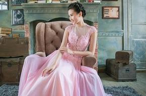 Top 5 Hoa hậu Việt Nam Thanh Tú yêu kiều với đầm dạ hội