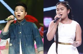 """Quang Anh, Thiện Nhân The Voice Kids đã lớn """"phổng phao"""""""