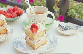 Bánh kem dâu - món bánh được cả nước Nhật yêu thích