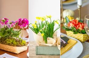 3 cách cắm hoa đẹp để bạn trổ tài trong ngày 8-3