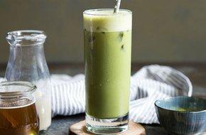 """Công thức trà xanh latte dễ """"gây nghiện"""" trong ngày hè"""