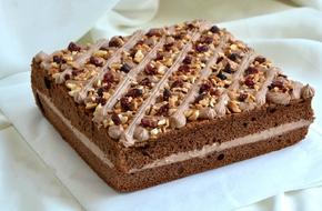 Không thể bỏ qua món bánh kem chocolate siêu ngon này