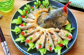 Để có món cá hấp ngon đẹp như nhà hàng, bạn không thể bỏ qua cách làm này!