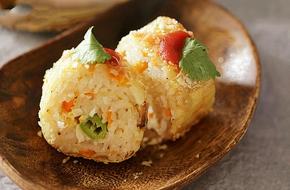 Thêm một cách làm cơm cuộn vừa lạ vừa ngon bạn nhất định phải thử