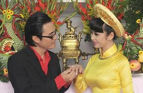 Lê Kiều Như bất ngờ tổ chức lễ đính hôn sau 10 năm chung sống