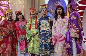"""Táo Quân 2016: Vân Dung, Xuân Bắc gây """"sốc"""" khi hát opera"""