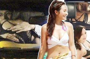 'Náo loạn' vì phim TVB quay cảnh 'mây mưa'... trên phố