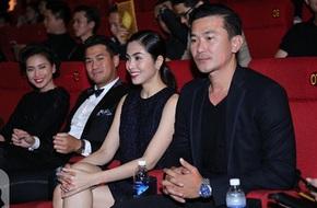"""Tăng Thanh Hà bất ngờ đến ủng hộ Ngô Thanh Vân sau ồn ào phim """"Tấm Cám"""""""
