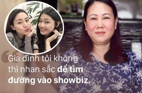 Chuyện về 2 chị em Á hậu Thanh Tú – Trà My qua lời kể của mẹ