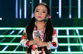 """""""Tiểu Cẩm Ly"""" 7 tuổi gây náo loạn tập đầu Gương mặt thân quen nhí"""