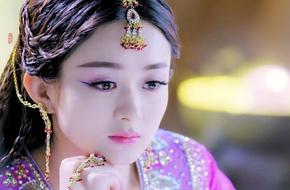 """Hết làm gái ngoan, Triệu Lệ Dĩnh trở thành """"người yêu"""" của Đường Tăng"""