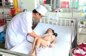 102 trẻ ngộ độc ở trường mầm non do nước nhiễm vi sinh
