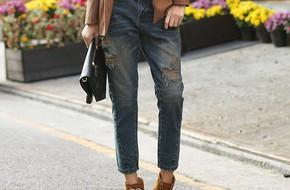 Lạ và cá tính với quần Baggy Jeans