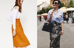 Giúp các nàng mê váy chọn đúng chuẩn thiết kế phù hợp vóc dáng mình