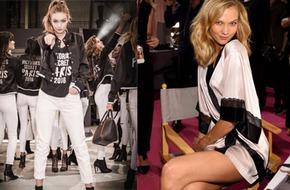 Hai bộ cánh của Victoria's Secret mà nàng mẫu nào cũng ao ước được khoác lên người