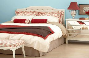 Tự bài trí phòng ngủ quyến rũ, tiết kiệm