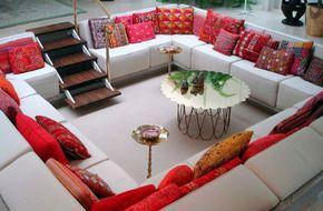 Bài trí phòng khách theo phong cách sống