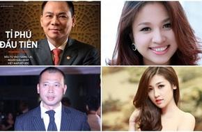 Choáng với bảng danh sách toàn tỷ phú và người nổi tiếng là cựu HS trường THPT Kim Liên