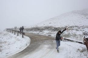 Chẳng cần đi đâu xa, ngay tại Việt Nam cũng có thể đến ngay những chỗ này ngắm tuyết!