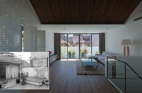 Sự lột xác bất ngờ của ngôi nhà cổ nhiều khuyết điểm thành căn hộ hiện đại trong phố cổ Hà Nội