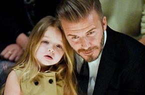 """Harper Beckham - Công chúa tóc mây sống trong """"núi tiền"""" và sự cưng chiều"""