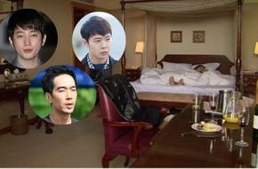 """3 sao nam Hàn """"điêu đứng"""" sự nghiệp vì bê bối tình dục"""